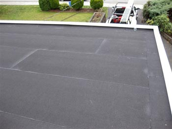 commercial bitumen roofing plano