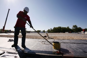 Dallas Commercial Roofing Services at Eagle Roofing & Construction