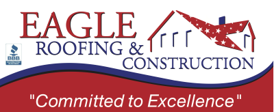 Eagle Roofing & Construction Logo