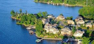 homes on lake wylie